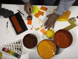 soy-based printing ink